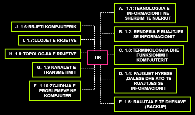 BOJKEN TURTULLI XF Mind Map