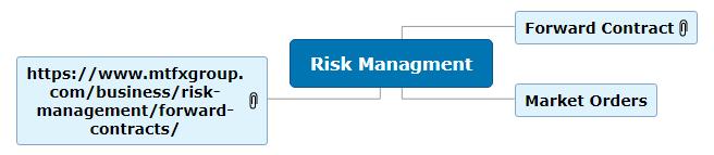 Risk Managment Mind Map