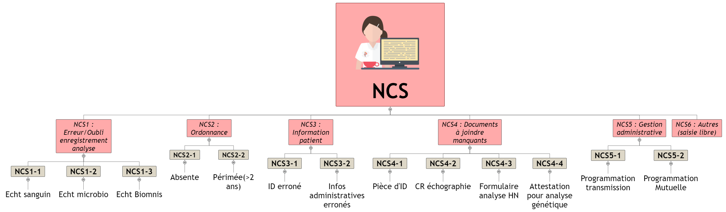NCS1 Mind Maps