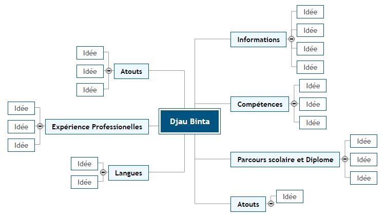 Djau Binta1 Mind Map